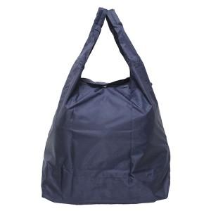 【エコバッグ】環境レジ袋☆ネイビー