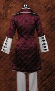 VOCALOID  ボーカロイド 神威がくぽ ヴェノマニア公の狂気風 コスプレ衣装 ★完全オーダメイドも対応可能 * K1498
