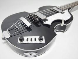 Hofner/バイオリンベース Ignition Bass (BLK see-through)【限定品】【ヘフナー】
