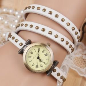 腕時計 レディース アクセサリー ブレスレット風