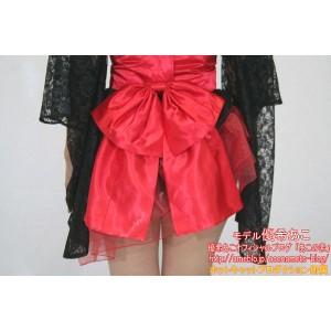 セクシードレス 着物 ドレス コスプレ衣装 コスチューム 透けミニワンピース 花魁 マイクロミニ セクシー cos5088a
