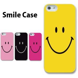 【メール便送料無料】受注生産品-特殊印刷ハードケース スマイリー/Smiley(CCC-015)
