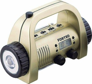 【ラジオライト】防滴マルチライト:フォルテオFT-6【お役立ち】