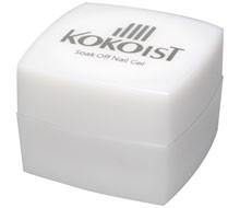 ココイスト★プラチナボンド2(4g) KOKOISTエクセルライン ソークオフクリアジェル!ノンサンディング!弱い爪に高密着ベースジェル ♪