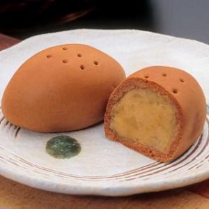 ほっくりお芋のお饅頭福寿芋3個入/贈り物/和菓子/おすすめ/プレゼント/スイートポテト/お買い得/御祝/双松庵唯七