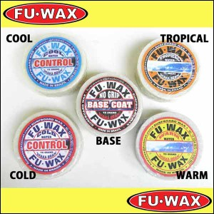 FU WAX フーワックス ブラジル ハンドメイド サーフィン ワックス