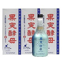 果実酵母マーベル  565ml x 3本(徳用) 【送料無料/天然酵母飲料】