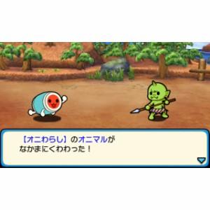 在庫あり[100円便OK]【新品】【3DS】太鼓の達人 どんとかつの時空大冒険