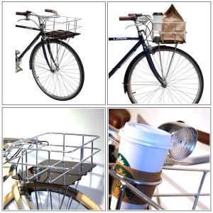 LINUS DELANO BUSKET ライナス デラノバスケット 自転車 カゴ