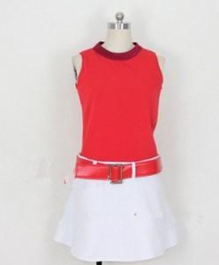 ディズニー(Disney) フィニアスとファーブ  キャンディス風  コスチューム コスプレ衣装   完全オーダメイドも対応可能