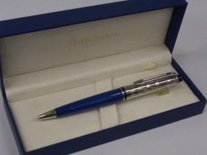 ウォーターマン ボールペン 『エキスパート・デラックス』 15000円 男性  誕生日 プレゼントにも♪