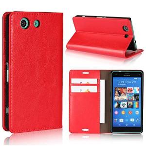 ed69bd205a ソニー Sony Xperia Z3 mini / SO-02G ケース 手帳型 Xperia Z3 Compact SO