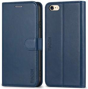 dcce7d1cd3 iPhone6s ケース 手帳型 iPhone6ケース 手帳 合皮レザー TPU アイフォン6 財布型カバー