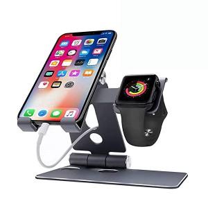 5d2cd3a1d0 携帯電話スタンド Apple watchスタンド iphone充電スタンド ipadスタンド スマートフォン充電クレードル アップルウォッチ