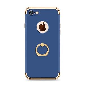 303aa06958 送料無料 iphone7ケース リング付き 3パーツ式 スタンド機能 アイフォン7ケース 超軽量