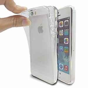 iPhone SE / iPhone5 / 5S クリアTPU ケース カバー iPhoneSEケース iPhoneSEカバー iPhoneSE アイフォン アイフォンSE スマホケ...