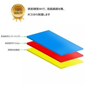12.9インチiPad Pro用液晶保護フィルム LENTION つや消し さらさらタッチ反射・指紋防止フィルム (マット仕上げ 1枚)