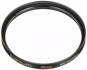 MARUMI カメラ用 フィルター MC-N58mm 保護用 フィルター 19095