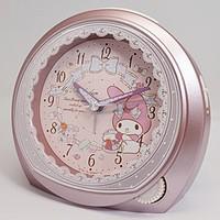 ◆SEIKO セイコー【マイメロディ】目覚まし時計 サンリオ CQ143P