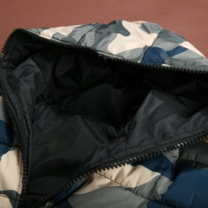 【爆買いセール】ダウンジャケット ダウンコート ジャケット ライト 軽量 ジャンパー ブルゾン 秋 冬 お兄系 カモ柄   トップス