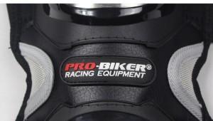 バイクプロテクター バイクオートバイ用 強力ステンレス鋼 安心・安全  ニー パッド エルボー のセット 肘ガード膝スネガ 4セット