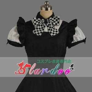 ニャル子 這いよれ! ニャル子さん メイド服 コスプレ衣装 忘年会 クリスマス アニメ cosplay