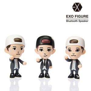 (先払いのみ)韓国スターグッズ EXO(エクソ)フィギュア ブルートゥース スピーカー(10種1択)