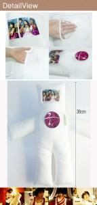 (先払いのみ) 韓国ドラマグッズ <宮> チェギョンのとうふ 手首 人形 38cm