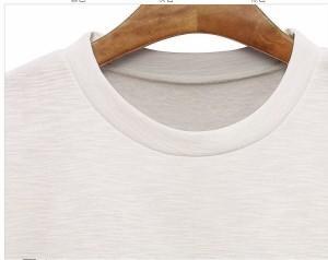 【最新】大きいサイズレディース/3ST 裾ZIPデザイン ゆったりセレブトップス♪yomhh-8106【予約】