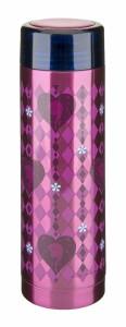 【ディズニー水筒300ml】スリムパーソナルボトル【選べる12柄】 アナと雪の女王/アナ MA-2134