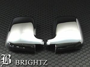 BRIGHTZ アクティトラック HA6 HA7 前期 メッキドアミラーカバー  【 MIR−SID−118 】