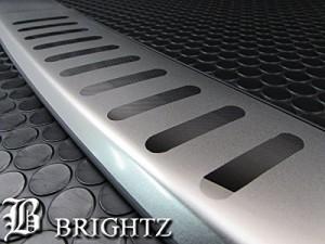 BRIGHTZ アテンザセダン GH ステンレスメッキリアバンパーフットプレート OUT−FOOT−020