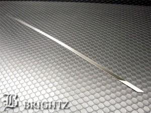BRIGHTZ メビウス ZVW41N 前期 超鏡面ステンレスメッキトランクリッドモール OPP9-7H7-A6