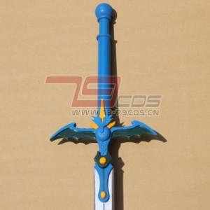 高品質 高級 コスプレ道具 オーダーメイド 魔法騎士 レイアース 風 龍咲 海 タイプ 武器 剣(模造)ソード Ver.2