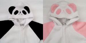 【横浜中華街】本格的パンダ 着ぐるみ・子供用2