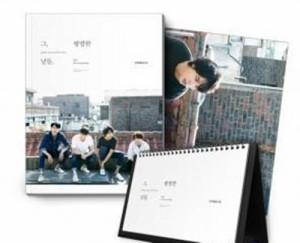 CNBLUE 2015 シーズン・グリーティング カレンダー他