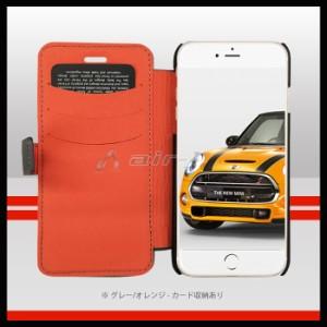 ポイント10%還元 MINI(ミニ)公式ライセンス品 iPhone6 iPhone6s 手帳型 ケース カバー アイフォン6 アイフォン6s ブランド