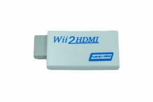 Wii2 HDMI変換アダプター Wii HDMI Conversion Adaptor コンバーター 「メール便可」