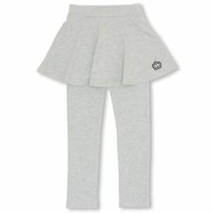NEW スカート付 ウルトラストレッチパンツ スカッツ/全14色 レギンス付 ベビーサイズ キッズ 子供服-6422K