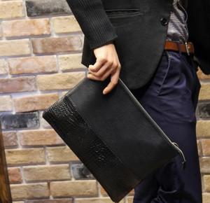 紳士 メンズ バッグ クラッチバッグ セカンドバッグ ハンドバッグ 手持ちカバン 封筒型 男性 ビジネスファイルかばん レジャーカバン