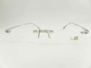 【送料無料 老眼鏡+3.00】 エアリーダー グリーングレー-AR-GRGYO-30 EYEMAGINE アイマジン リーディンググラス 形状記憶樹脂