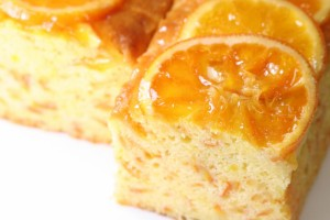 成城石井自家製 オレンジケーキ 1個