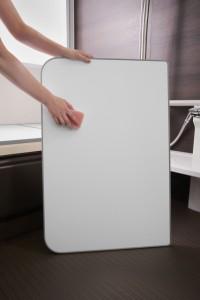 【送料無料】Ag冷めにく〜い風呂ふた U11 68×108cm 3枚割