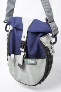 SiKLO タイヤバッグ ブルー