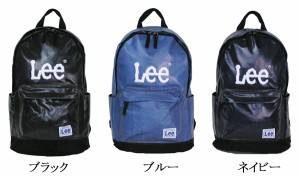 【送料無料】Lee/リー リュック コーティング デイパック デニム 0420905