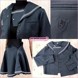 ■送料無料■即納!特価!在庫限り!■ 秩父農工科高校 旧冬制服 サイズ:M/BIG