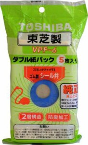 東芝 紙パック VPF-6 4904550468609