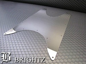 BRIGHTZ ライブデイオ チェスタ AF34 AF35 超鏡面ステンレスステップボード【 XRW-46P-DFG 】チエスタステップボードフットプレートカバ