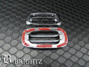 BRIGHTZ WiLLサイファ 70 メッキサイドマーカーリング Gタイプ【SID-RIN-045】