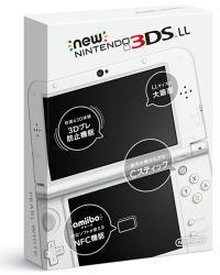 ★送料無料★(3DS/812504)■Newニンテンドー3DS LL パールホワイト [4902370529128/]